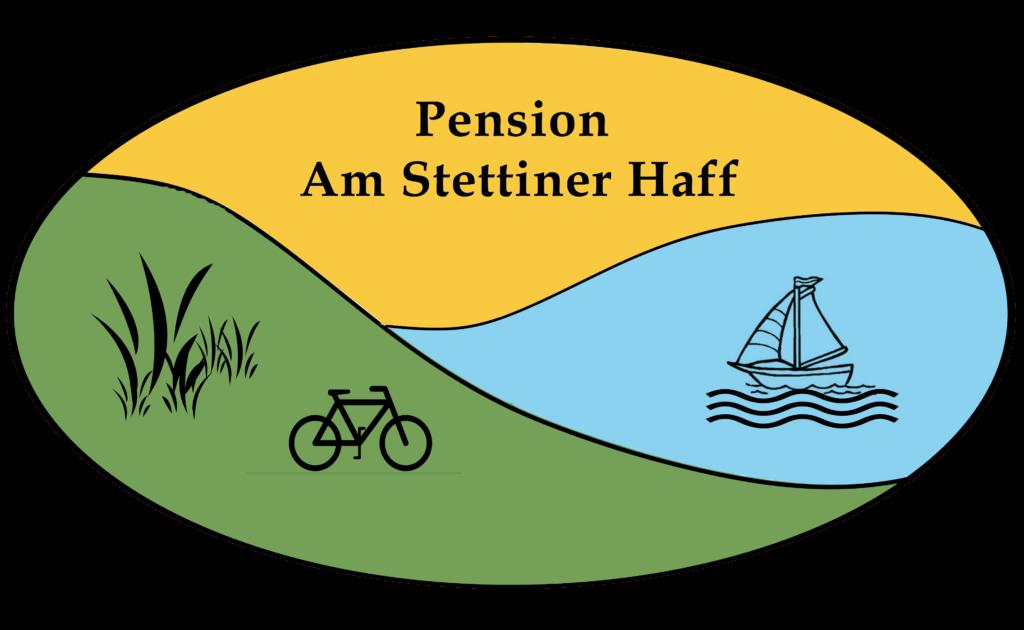 Logo Pension Am Stettiner Haff